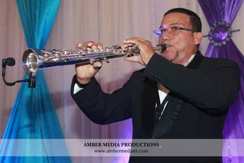 Pedro Lezama, Saxophonist, Trinidad Entertainment