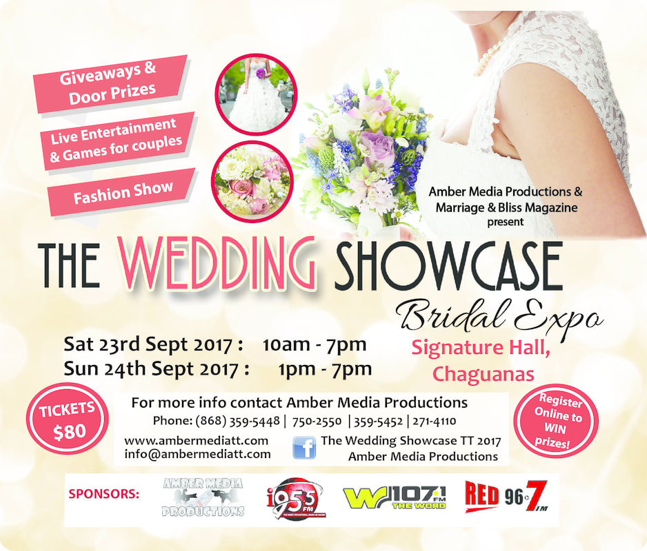 The Wedding Showcase Bridal Expo in Chaguanas, Trinidad