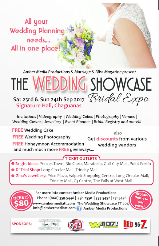 The Wedding Showcase Bridal Expo 2017 | Bridal Expo in Chaguanas, Trinidad